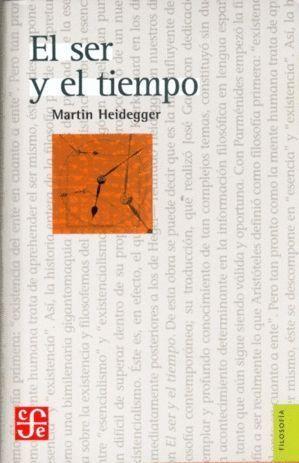 EL SER Y EL TIEMPO