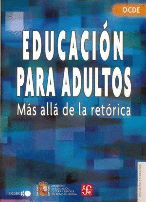 EDUCACION PARA ADULTOS