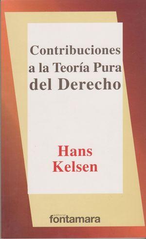CONTRIBUCIONES A LA TEORIA PURA DEL DERECHO