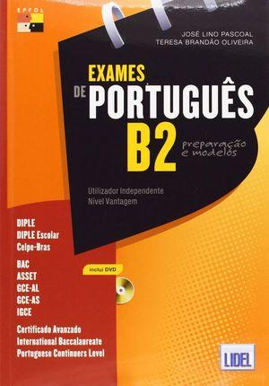 EXAMES DE PORTUGUES B2