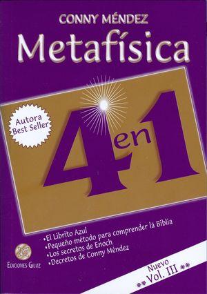 METAFISICA 4 EN 1 VOL.3