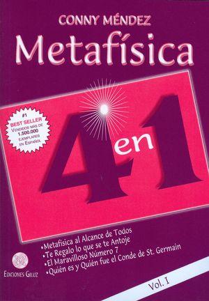 METAFISICA 4 EN 1 VOL.1