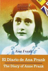 DIARIO DE ANA FRANK (ESPAÑOL/INGLES)