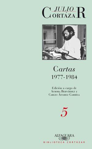 CARTAS 1977-1984. TOMO 5