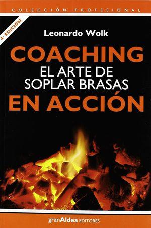 COACHING EL ARTE DE SOPLAR BRASAS EN ACCION