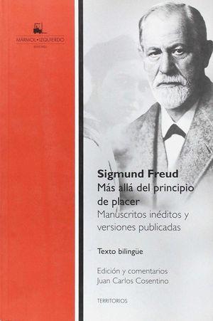 MAS ALLA DEL PRINCIPIO DE PLACER (BILINGÜE)