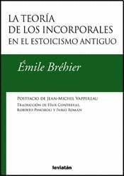 LA TEORIA DE LOS INCORPORALES EN EL ESTOICISMO ANTIGUO