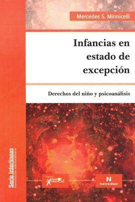 INFANCIA EN ESTADO DE EXCEPCION