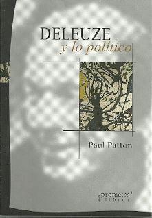 DELEUZE Y LO POLITICO