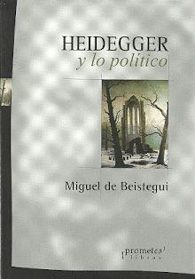 HEIDEGGER Y LO POLITICO