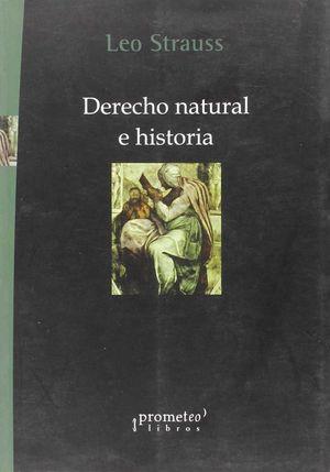 DERECHO NATURAL E HISTORIA