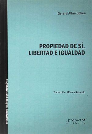 PROPIEDAD DE SI LIBERTAD E IGUALDAD
