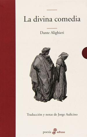 LA DIVINA COMEDIA (ESTUCHE 3 VOLUMENES)