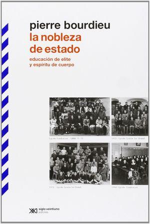 NOBLEZA DE ESTADO, LA