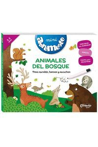 MINI ABREMENTE ANIMALES DEL BOSQUE
