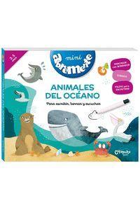 MINI ABREMENTE ANIMALES DEL OCEANO