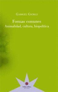 FORMAS COMUNES