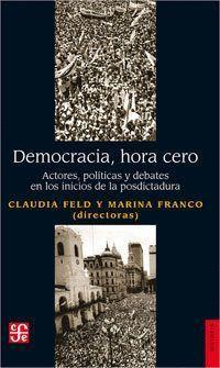 DEMOCRACIA HORA CERO