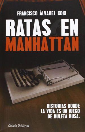 RATAS EN MANHATTAN