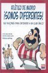 ATLETICO DE MADRID-SOMOS DIFERENTES