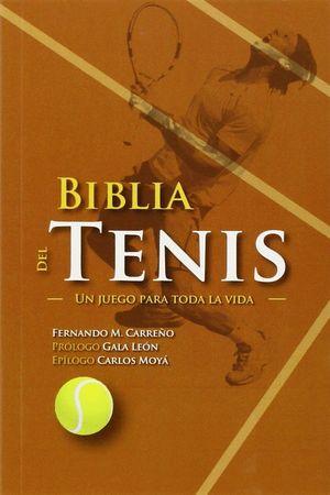 LA BIBLIA DEL TENIS