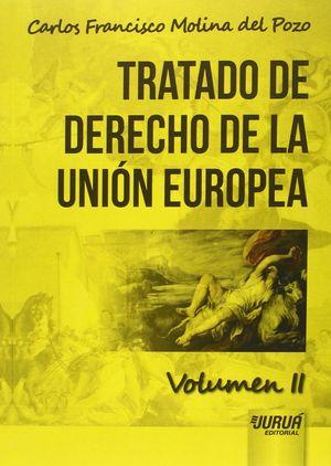 TRATADO DERECHO UNION EUROPEA VOL.2