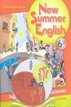 NEW SUMMER ENGLISH 6ºEP + CD