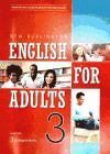NEW ENGLISH FOR ADULTS 3 STD