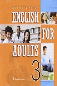 NEW ENGLISH FOR ADULTS 3 CDS AUDIO