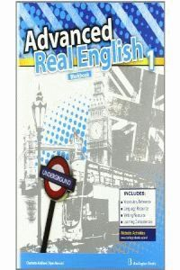 ADVANCED REAL ENGLISH 1 WORKBOOK + LANGUAGE