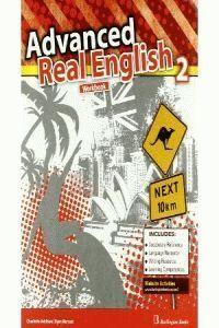ADVANCED REAL ENGLISH 2 WORKBOOK + LANGUAGE