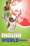 ENGLISH WORLD FOR ESO 2 STUDENT BOOK