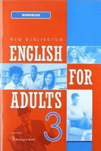 NEW ENGLISH FOR ADULTS 3 WOORBOOK