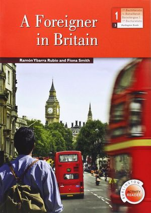 A FOREIGNER IN BRITAIN (1ºBACH) (2013)