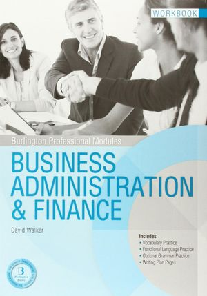 BUSINESS ADMINISTRATION & FINANCE WB 13 G.SUPERIOR