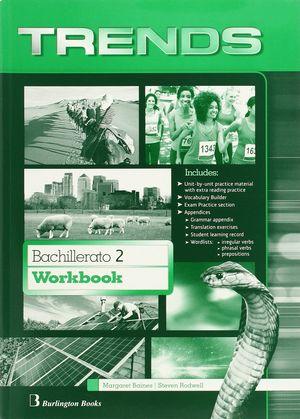 TRENDS 2º BACH. WORKBOOK