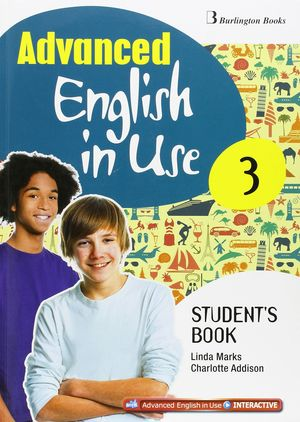 ADVANCED ENGLISH IN USE 3º ESO STUDENT BOOK
