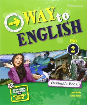 16 WAY TO ENGLISH 2  ESO STUDENT'S BOOK