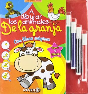 A DIBUJAR ANIMALES DE LA GRANJA (APRENDAMOS JUNTOS