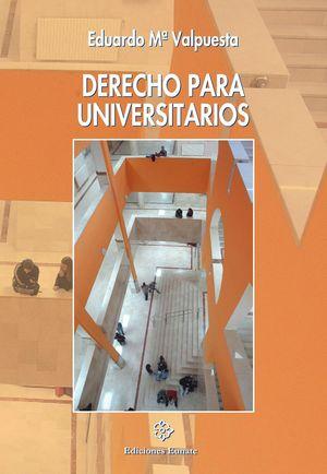 DERECHO PARA UNIVERSITARIOS